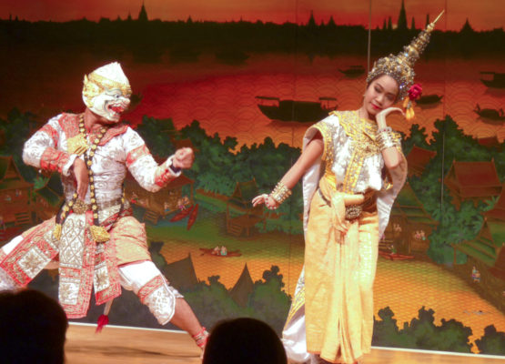 Classical company in Bangkok struggling to maintain their dancers as they perform the legends of the Ramayana.